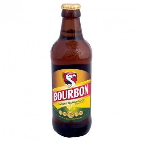 """Bière Dodo """"Bourbon"""" 5% bouteille de 33cl"""