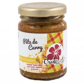 """Pâte de curry """"Créole fac'île"""""""