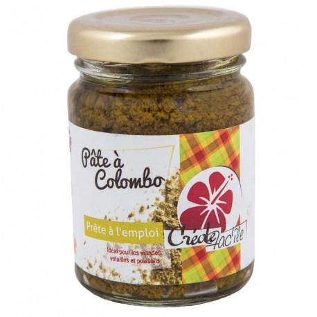 """Pâte à Colombo """"Créole Fac'île"""" 90 g"""