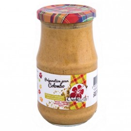 "Sauce Colombo ""Créole Fac'île"" 340g"