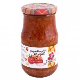 "Sauce Rougail ""Créole Fac'île"" 340g"