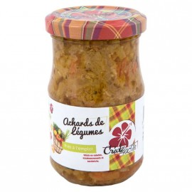 """Achards de légumes """"Créole Facîle"""""""