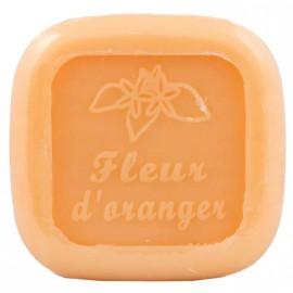 Savon pur végétal Fleur d'oranger 80g