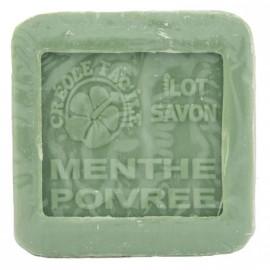 """Savons """"creole facile"""" Menthe poivrée"""