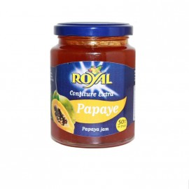 "Confiture ""Royal"" papaye"